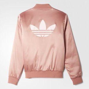 adidas rose gold sweater